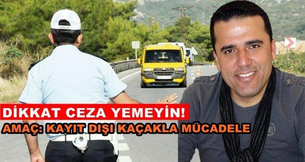 Kerim Ağa'dan sürücülere kritik uyarı!