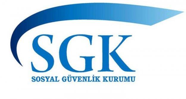 SGK'dan çok önemli açıklama