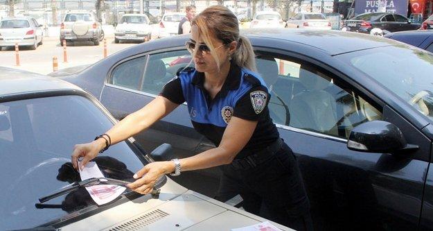 Tatilcilere polisten 'Şaka Ceza Makbuzu' şoku