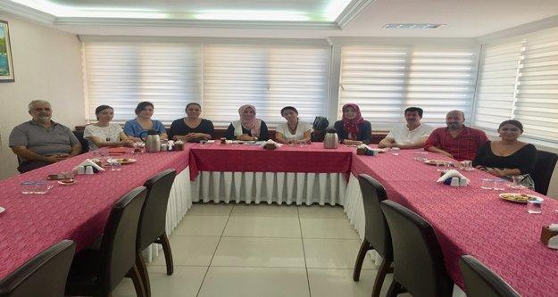 ASGED, yeni yönetimle toplandı