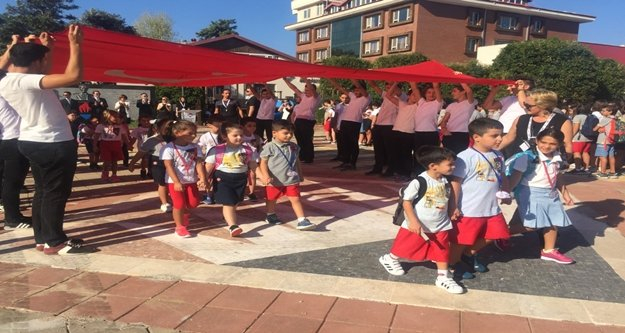 Bahçeşehir Alanya'da eğitim yılı başladı