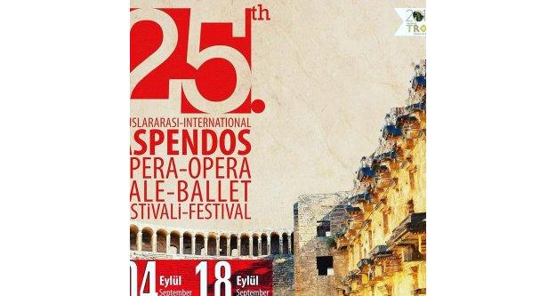Bolşoy Balesi Aspendos'a geliyor