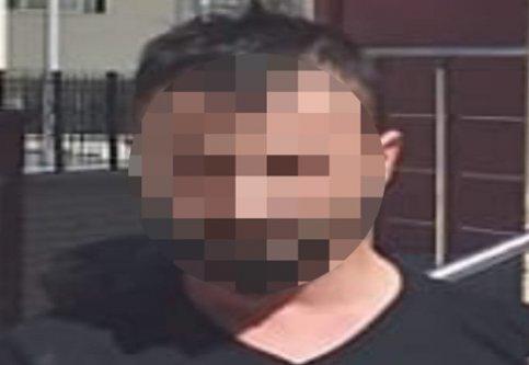 Çalıntı motosikletle uyuşturucu yakalattı