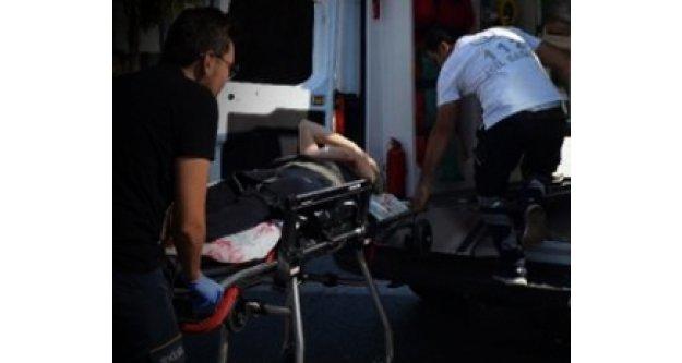 Gazipaşa'da kaza: 2'si çocuk 6 kişi yaralı