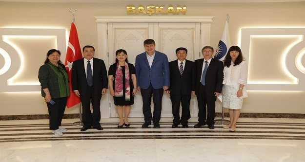 İpek Yolu Belediyeler Birliği Antalya'da yapılacak
