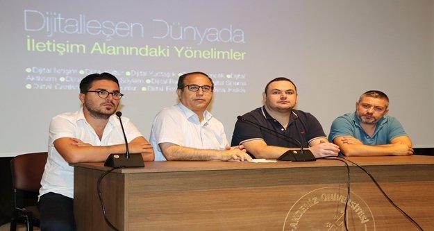 'Medya Çalışmaları Sempozyumu' Antalya'da yapılacak