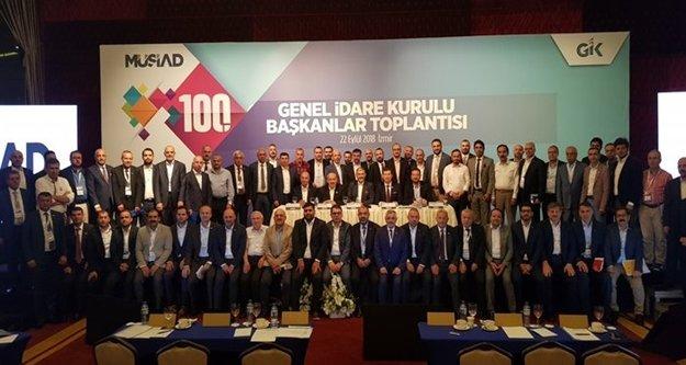MÜSİAD'dan Spor Bakanı'na 'Akdağ' raporu