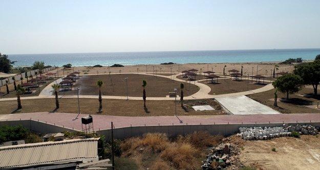 Örenşehir mesire alanı tamamlandı
