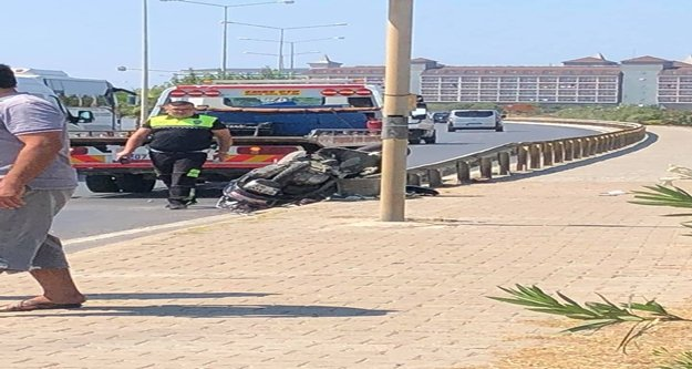 Payallar'da kaza:  3 yaralı