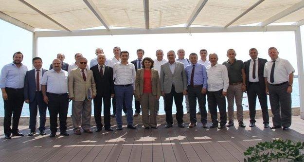 Tarım kuruluşları toplandı