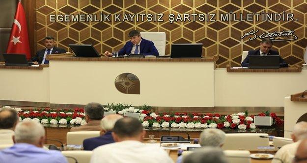 Türel ve CHP grubu arasında dernek gerilimi