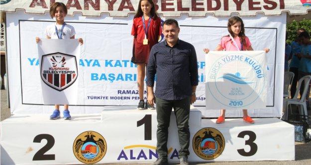 Alanya'da bir Türkiye Şampiyonası daha