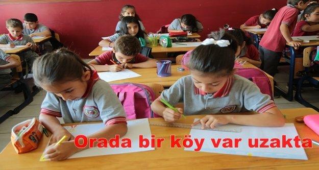 Alanya'da çocukları mutlu eden proje