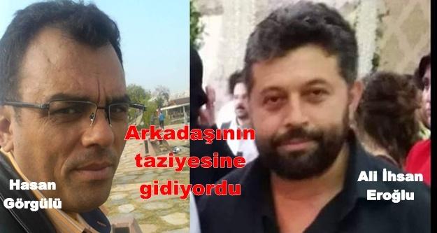 Alanyalı pazarcı Eroğlu kaza kurbanı