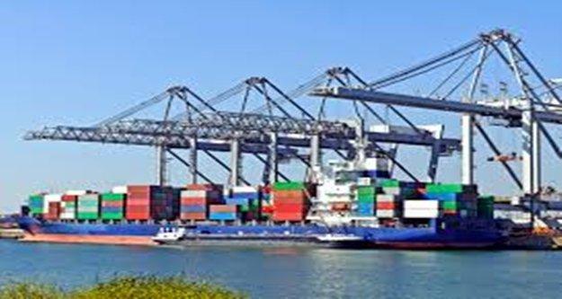Antalya'da ihracat arttı, ithalat azaldı