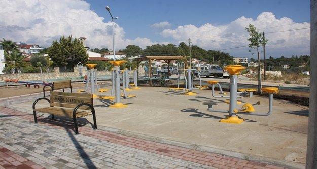 Avsallar Mahallesi'ne yeni park müjdesi