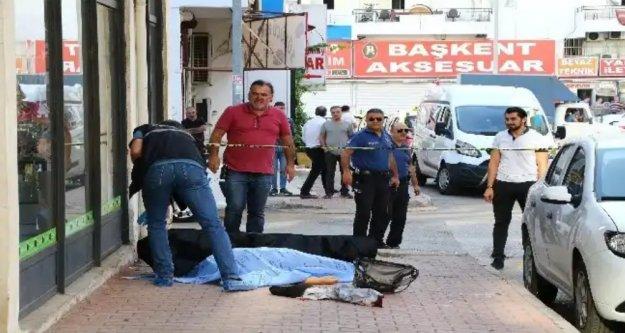 Ayrılmak isteyen sevgilisini sokakta öldürdü