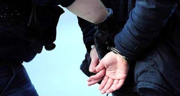 FETÖ operasyonu: 1 tutuklama