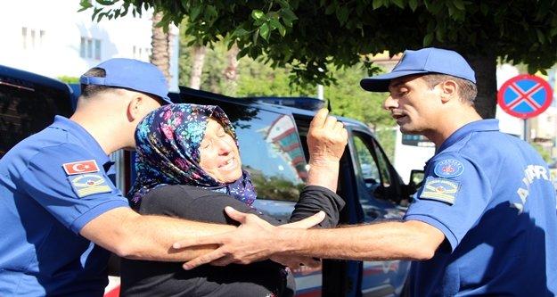 Haciz memurlarının dövülüp zorla alıkonulduğu iddiası