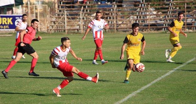 Kumluca Belediyespor:3- Alanya Payallarspor: 1