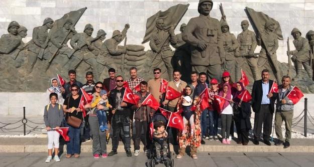 Mehteran Takımı Çanakkale'de