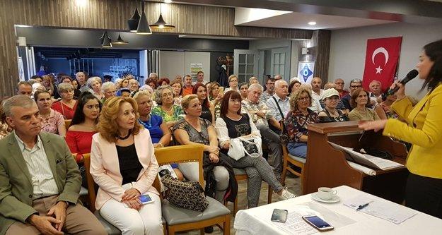 'Sosyal Demokrasi' seminerleri devam ediyor
