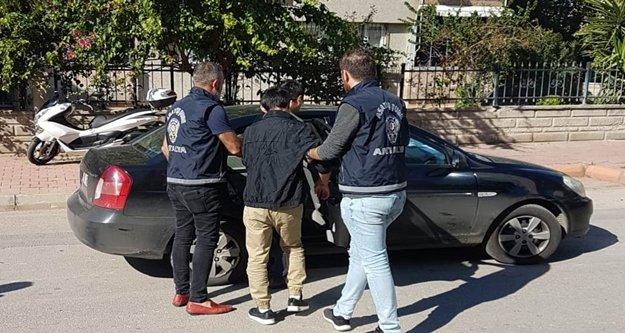 27 bin TL'lik giyim eşyası çalan 4 Moğol hırsız yakalandı