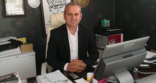 Alanya Ak Parti'de sürpriz istifa