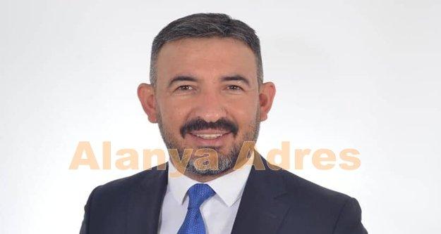 Alanya Belediyesi'nden istifa edip AK Parti'den adaylık başvurusu yaptı