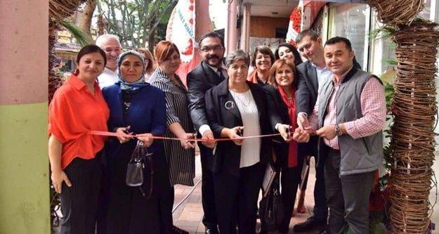 Alanya Kadın Haklarını Koruma Derneği açıldı