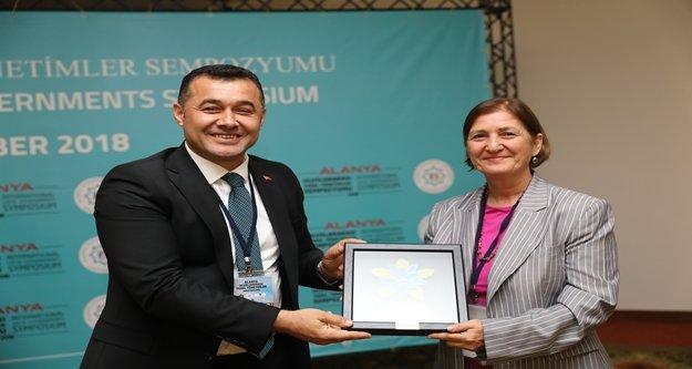 Alanya Uluslararası Yerel Yönetimler Sempozyumu başladı