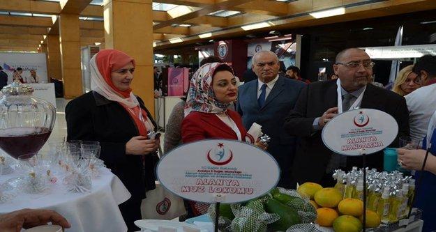 Antalya'da Uluslararası İslam Dünyası Sağlık Turizmi Konseyi konuşuldu