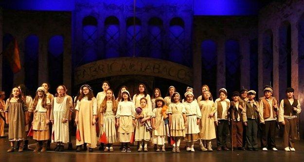 Dünyaca ünlü 'Carmen' operası sahne alacak