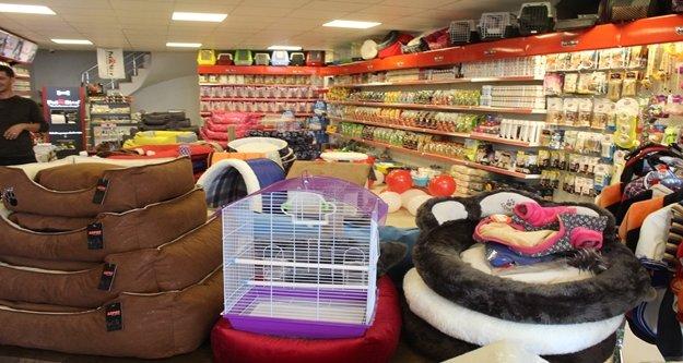 Hayvan satışı yapılmayan petshop üçüncü şubesini açtı