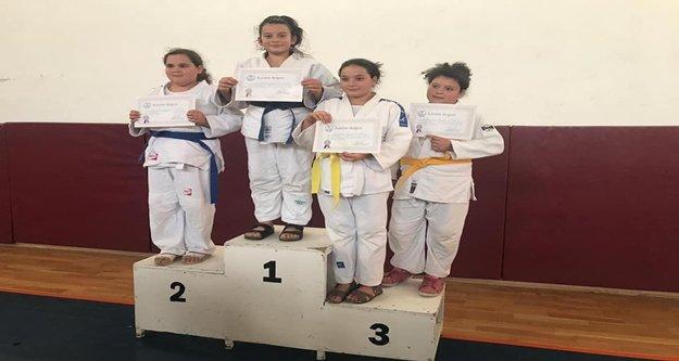 Judo'da Antalya Şampiyonu Alanya'dan çıktı