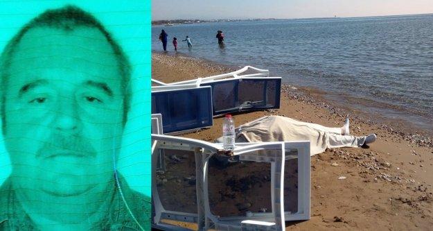 Rus turist sahilde yaşamını yitirdi