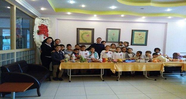 Şehit Coşkun Nazilli İlkokulu'ndan mini oyuncak müzesi