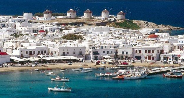 Yunanistan'da da gelir artışı ziyaretçi sayısından az