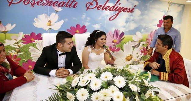 2018 yılında kaç kişi evlendi?
