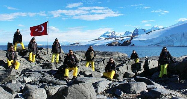 3. Antarktika Seferi 25 Ocak'ta başlayacak
