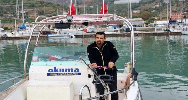 Alanya'da bir ilk: Olta Balıkçılığı Turnuvası düzenlenecek