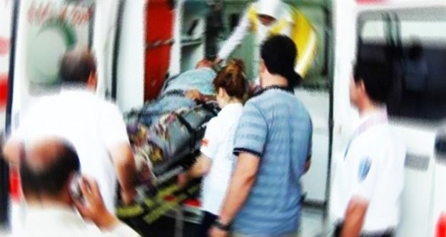 Alanya'da talihsiz adam ölümden son anda kurtuldu