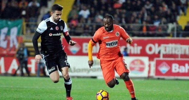 Alanyaspor- Beşiktaş maçının kadroları açıklandı