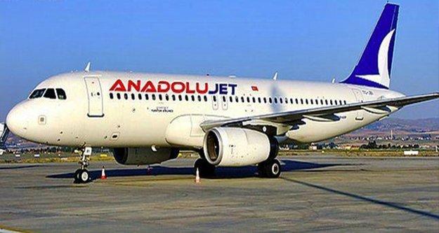 Anadolu Jet'in GZP Havalimanı uçuşu iptal oldu!