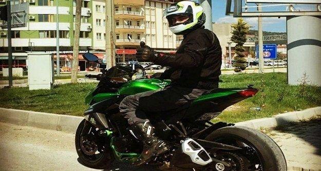 Babası motosikletini satmasını söylemişti...