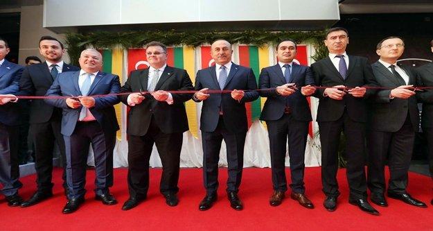 Bakan Çavuşoğlu, 'Diplomasinin her alanında Alanyalılar var'
