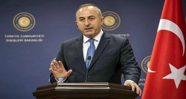 Bakan Çavuşoğlu: 'Türkler vizesiz seyahati hak ediyor'