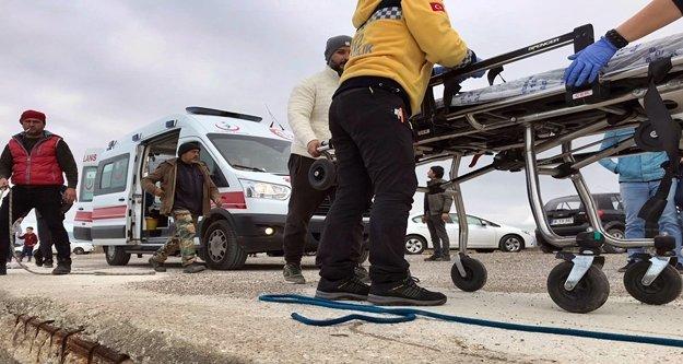 Balıkçı teknesi bati: 1 polis memuru öldü
