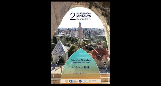 Bilim insanları Antalya Kongresi'nde buluşuyor