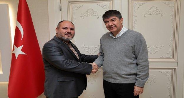 Büyük Birlik Antalya'da Türel'i destekleyecek